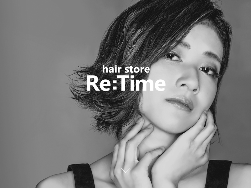 hair store Re-Time【三重県伊勢市】